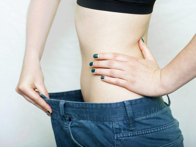 Consecuencias estéticas de la obesidad